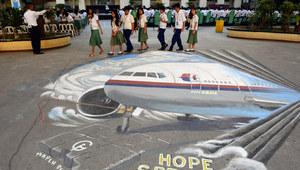 """Zaginiony Boeing 777.  """"Bezprecedensowa skala poszukiwań"""""""
