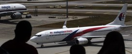 Zaginiony Boeing 777