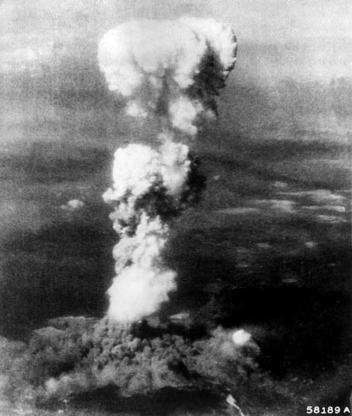 6 sierpnia 1945 - wybuch bomby