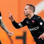 Zagłębie - Cracovia 1-2 w 15. kolejce Ekstraklasy