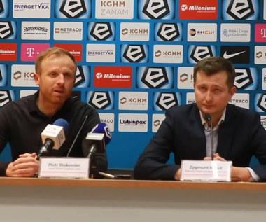 Zagłębie - Lech 0-3. Piotr Stokowiec po meczu