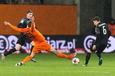 Zagłębie Lubin - Korona Kielce 0-0 w 16. kolejce Ekstraklasy (galeria)