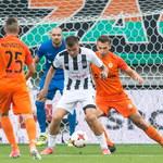Zagłębie Lubin - Sandecja 1-0 w 10. kolejce Ekstraklasy