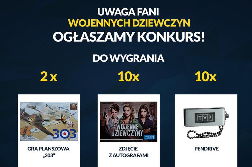 Zagraj i wygraj /swiatseriali.pl