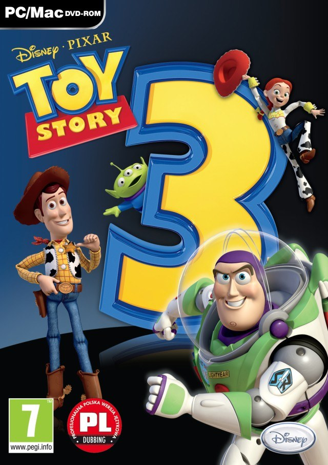 Zagraj o grę Toy Story 3: The Video Game /Informacja prasowa