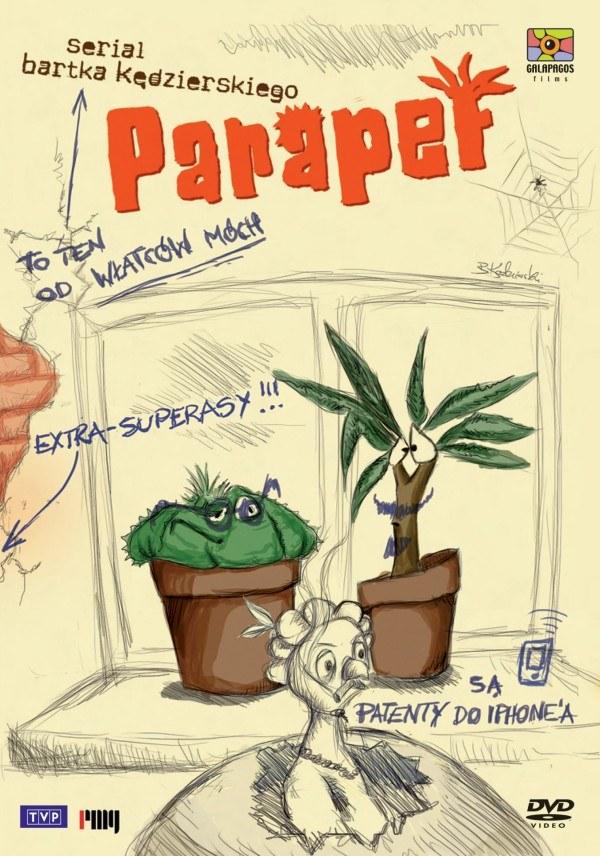 Zagraj o komediową animację Parapet /Informacja prasowa