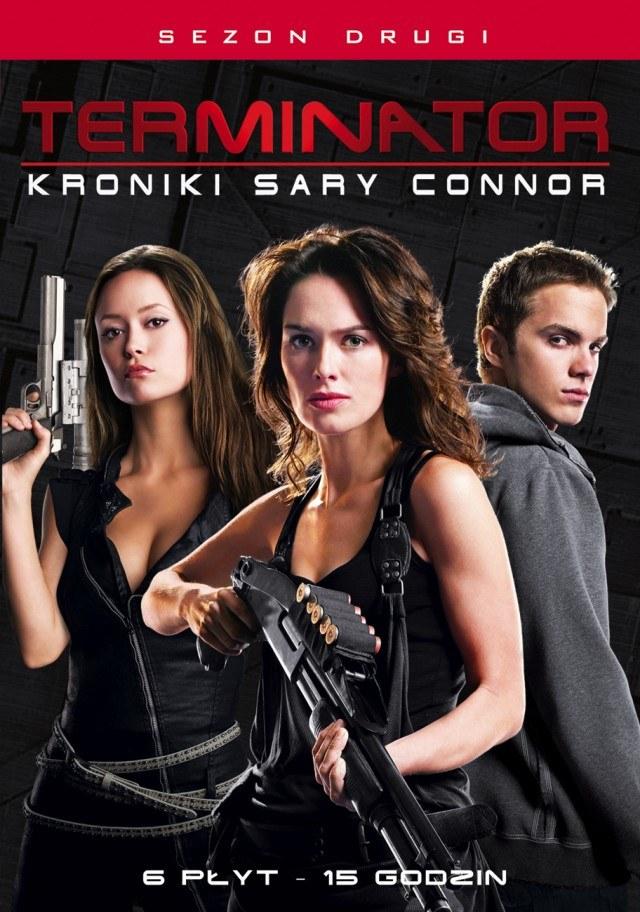 Zagraj o sześcio-płytowe wydanie serialu Terminator: Kroniki Sary Connor, sezon 2 /Informacja prasowa