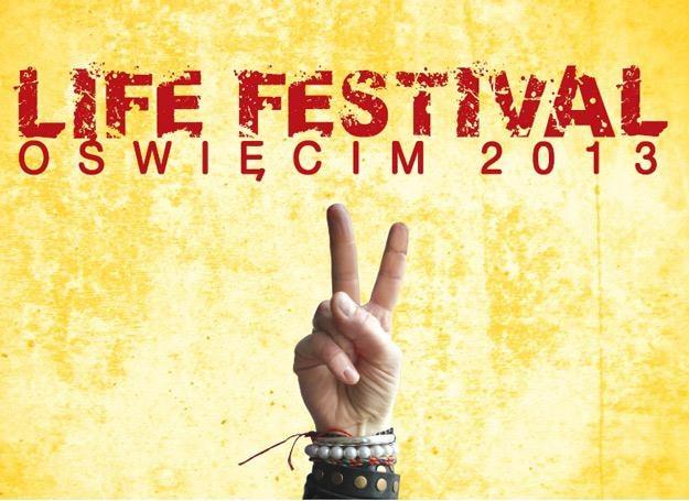 Zagraj podczas koncertu finałowego Life Festival Oświęcim 2013 /materiały promocyjne