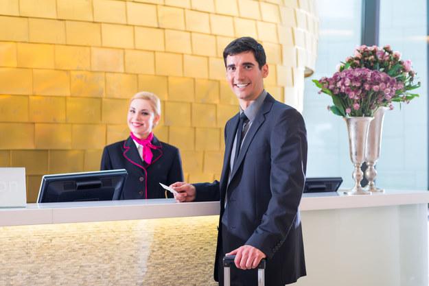 Zagraniczne hotele szukają pracowników... /123RF/PICSEL