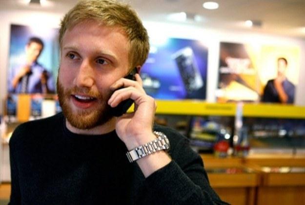 Zagubiony smartfon nie zawsze wraca do właściciela /AFP
