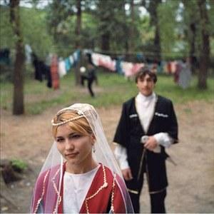 Zaira Ahmedowa i Wahid Zyzyew /kliknij - zobacz większe