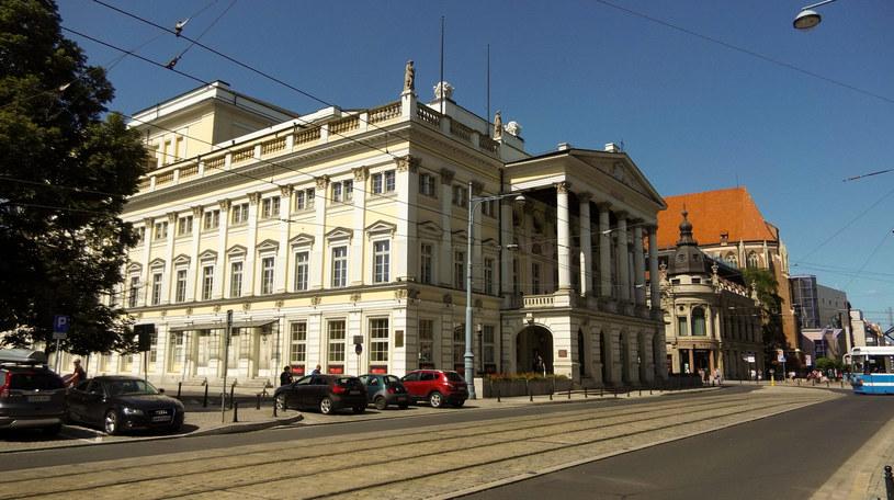 Zajęcia Mocka odbywały się niedaleko teatru /Styl.pl