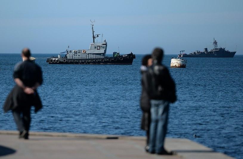 """""""Zajęcie Krymu to akt okropnej agresji i początek końca reżimu Putina"""" /AFP"""