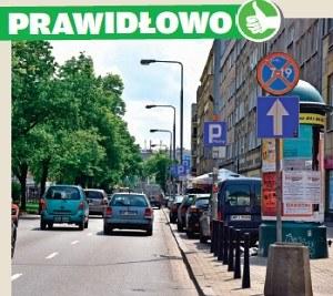 zakaz parkowania i parking /Motor