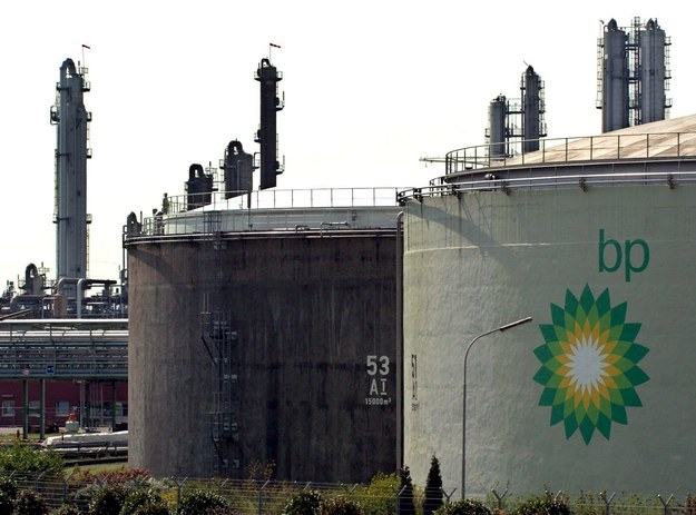 Zakład BP w Kolonii-Worringen w Niemczech /PAP/EPA