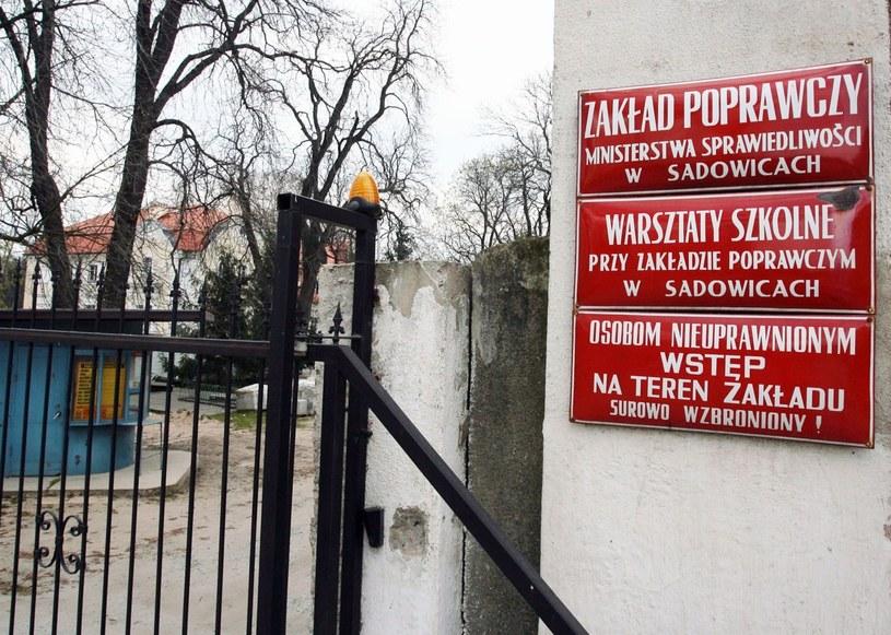 Zakład poprawczy w Sadowicach /Maciej Kulczyńsk /East News