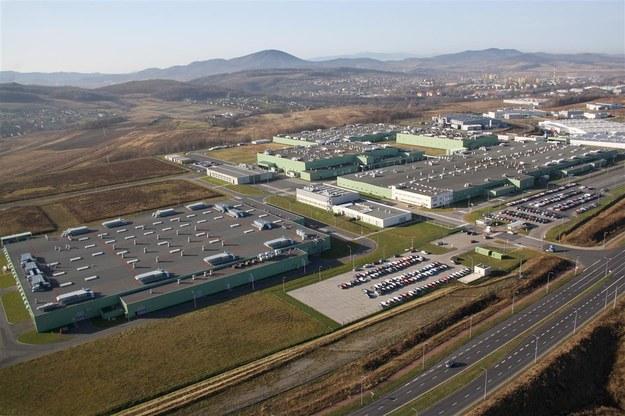 Zakład produkcyjny Toyoty /Toyota