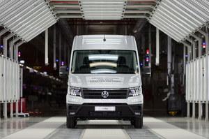Zakład Volkswagena pod Wrześnią oficjalnie zaczął produkcję