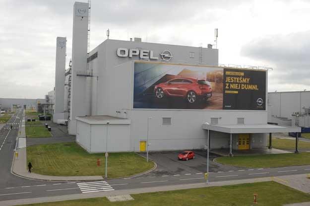 Zakłady Opla w Gliwicach mogą ponoć liczyć na wzrost zleceń o 25 procent /