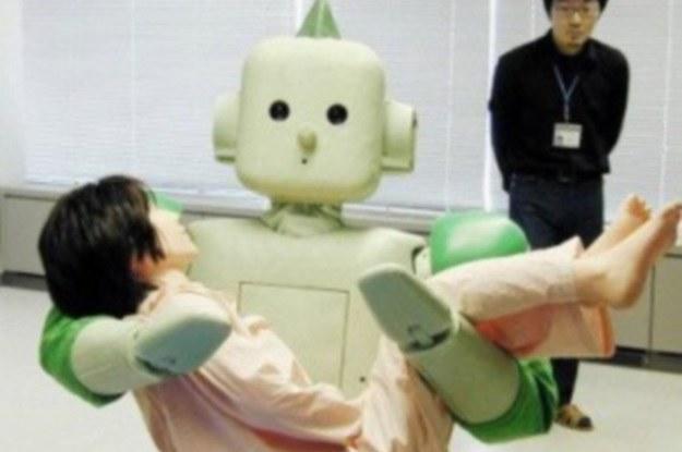 Zakochany robot /materiały prasowe