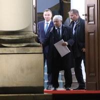Zakończyło się 4. spotkanie Dudy z Kaczyńskim.