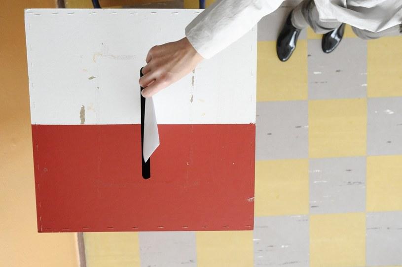 Zakończyły się głosowania w podwarszawskich gminach /Fot. Wojciech Strozyk /Reporter