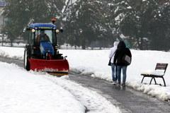 Zakopane przykryte śniegiem