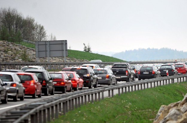 Zakopianka jest zablokowana (zdjęcie ilustracyjne) /Marek Lasyk  /Reporter