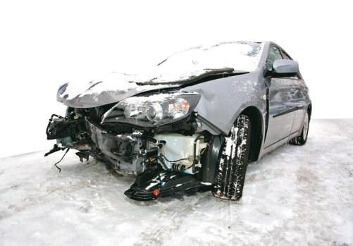 Zakup uszkodzonego pojazdu /Motor