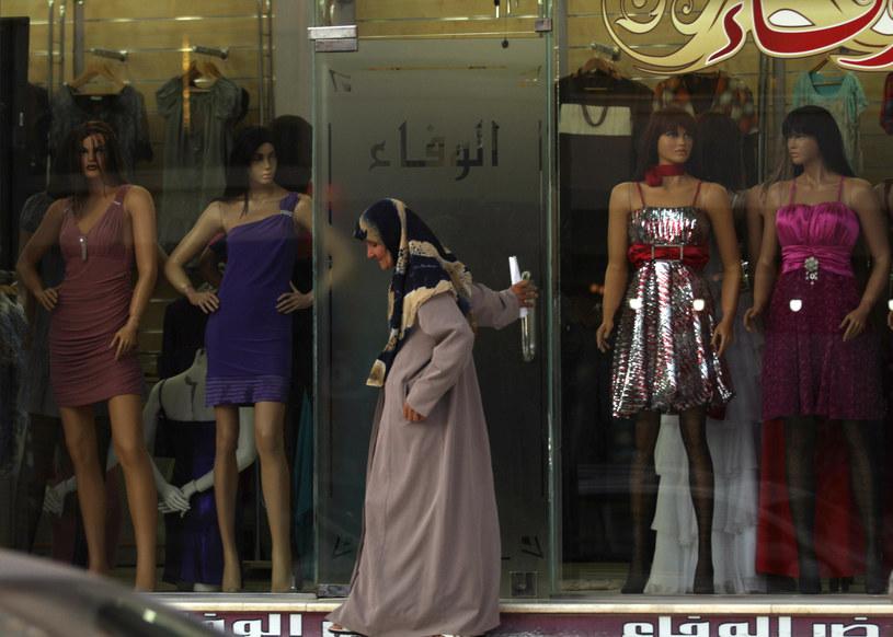 Zakupy w Trypolisie /AFP