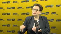 Zalewska w Porannej rozmowie RMF (22.11.17)