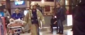 Zamach na lotnisku w Moskwie