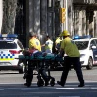 Zamach w Barcelonie. Polak: Byłem z córką, furgonetka przejechała obok nas