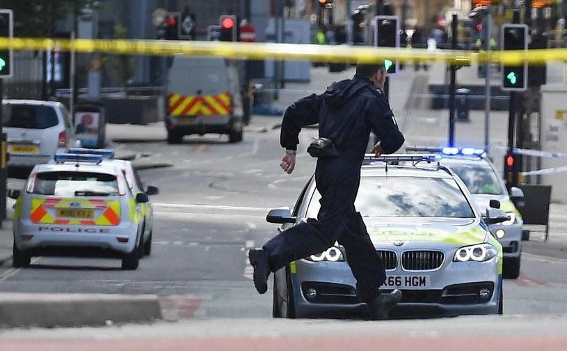 Zamach w Manchesterze /ANDY RAIN /PAP/EPA
