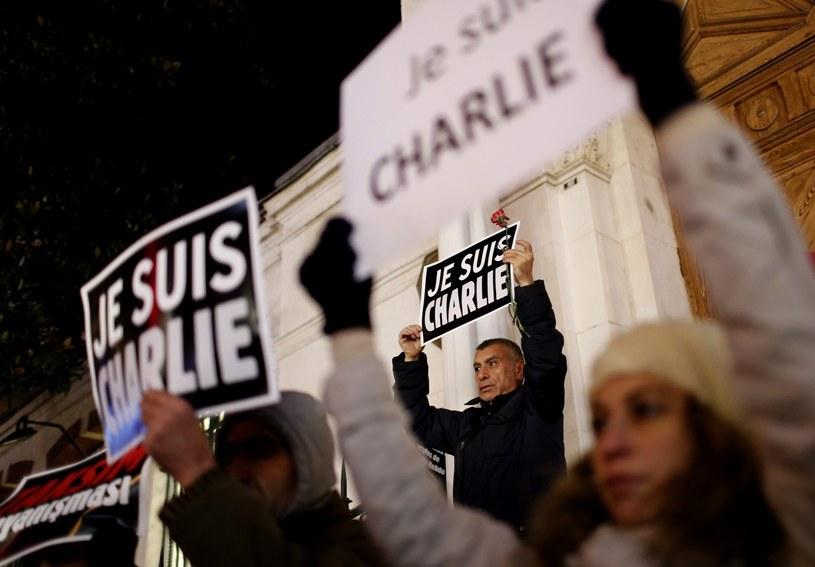 Zamach w Paryżu może uskrzydlić aktywistów Pegidy /PAP/EPA