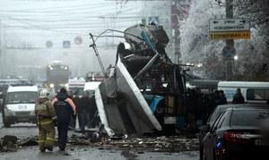 Zamach w Rosji: Już 34 zabitych