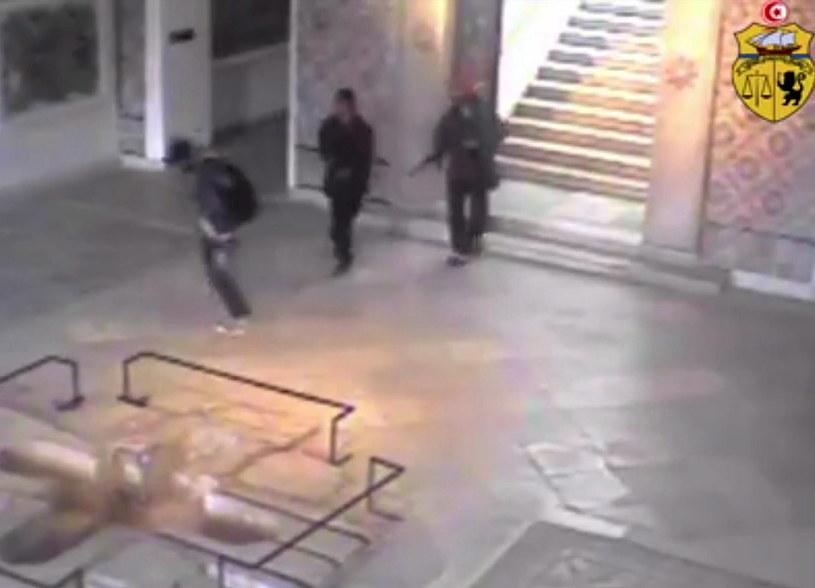 Zamachowcy z Tunisu /PAP/EPA