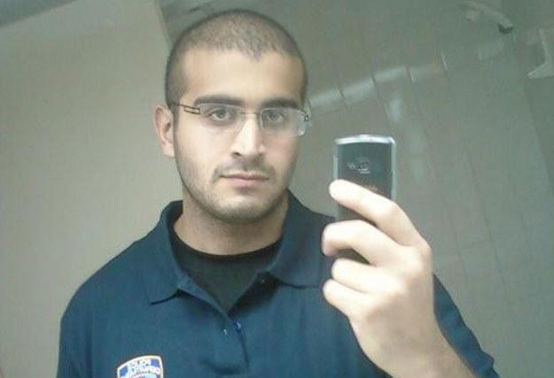 Zamachowiec Omar Mateen zginął w wymianie ognia z policją /fot. My Space /