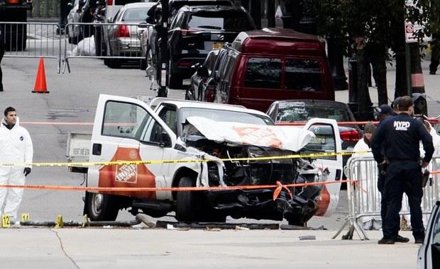 Zamachowiec z Manhattanu był powiązany z Państwem Islamskim