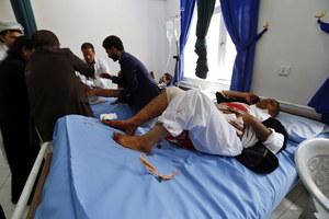 Zamachy na meczety w Sanie. Dziesiątki zabitych