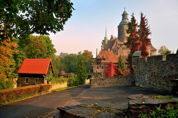 """Zamek Czocha - to tutaj kręcono """"Wiedźmina"""" /123/RF PICSEL"""