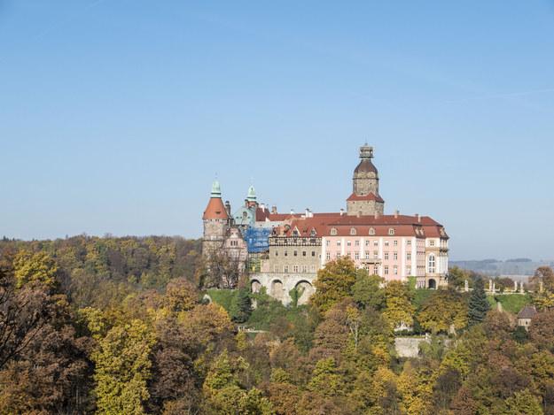 Zamek Książ w Wałbrzychu /123/RF PICSEL