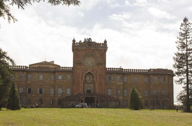 Zamek Sammezzano w sercu Toskanii /123/RF PICSEL