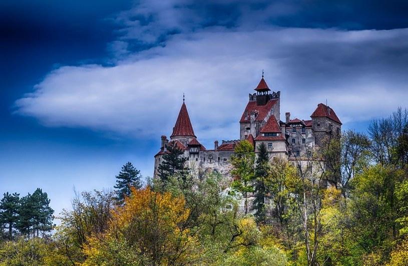 Zamek w Branie /123/RF PICSEL