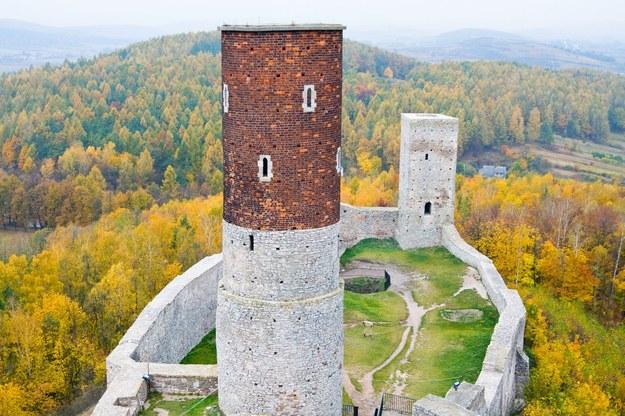 Zamek w Chęcinach /123/RF PICSEL