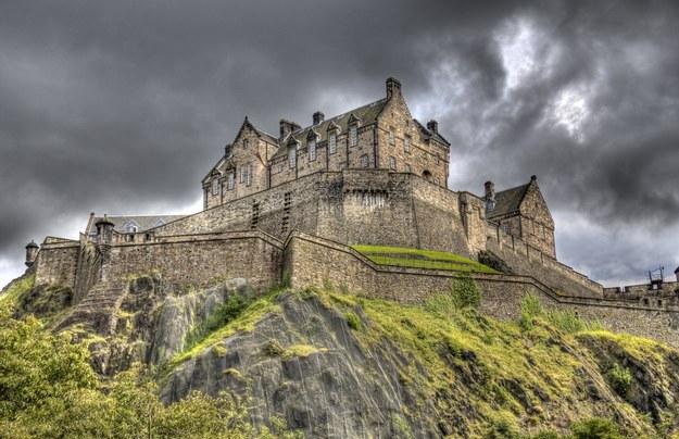 Zamek w Edynburgu /123/RF PICSEL