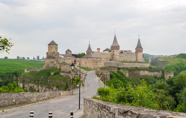 Zamek w Kamieńcu Podolskim /123/RF PICSEL