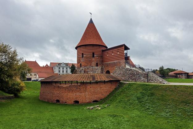 Zamek w Kownie /123/RF PICSEL