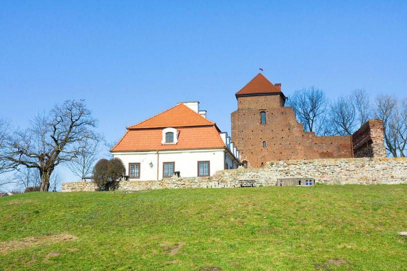 Zamek w Liwiu był siedzibą książąt mazowieckich. /©123RF/PICSEL