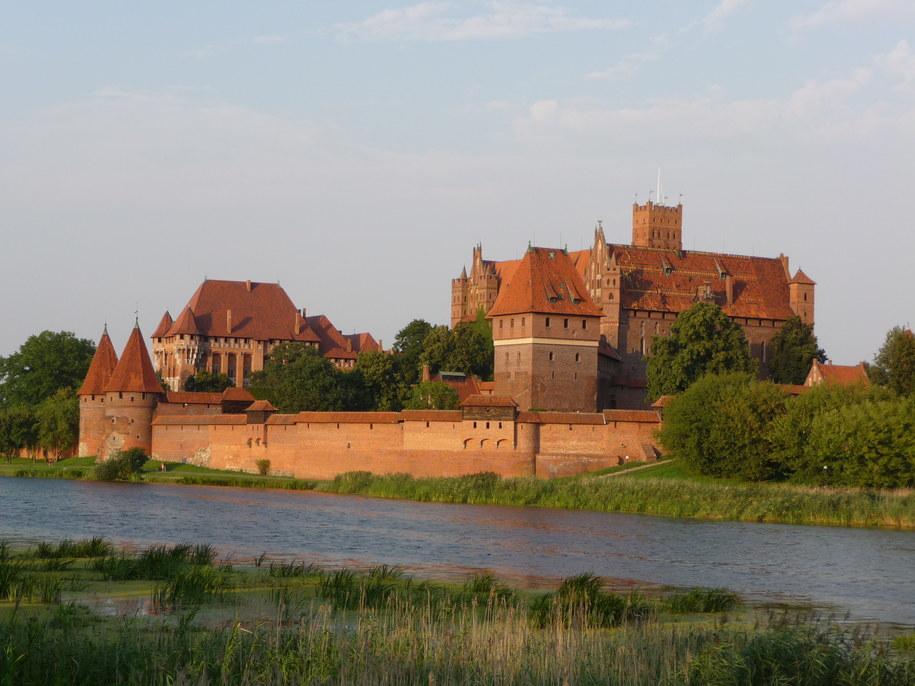 Zamek w Malborku / Beate Schleep    /PAP/EPA